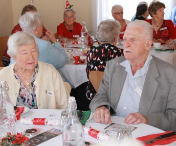 IC CARE CHRISTMAS PARTY